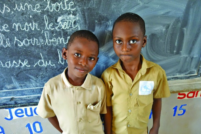 It's year-end: Support our Benin programme!