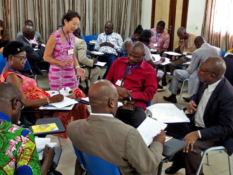 Culture de paix pour l'éducation de qualité en Côte d'Ivoire: en route vers la généralisation!