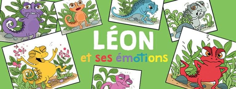 Léon et ses émotions : une nouvelle expo à découvrir dès la rentrée !