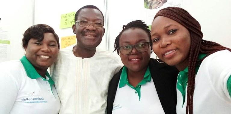 Graines de Paix poursuit sa mission au Bénin