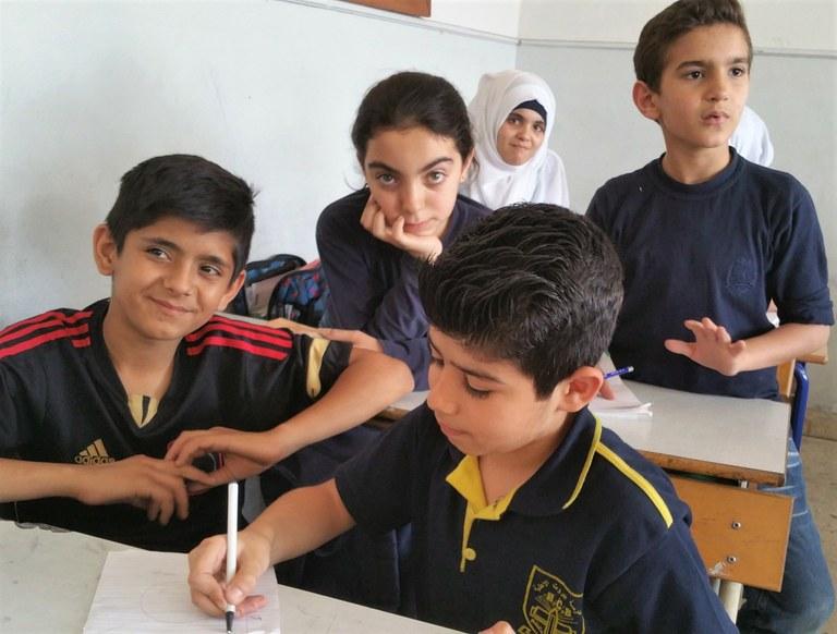 Liban - Convention signée, juillet 2017