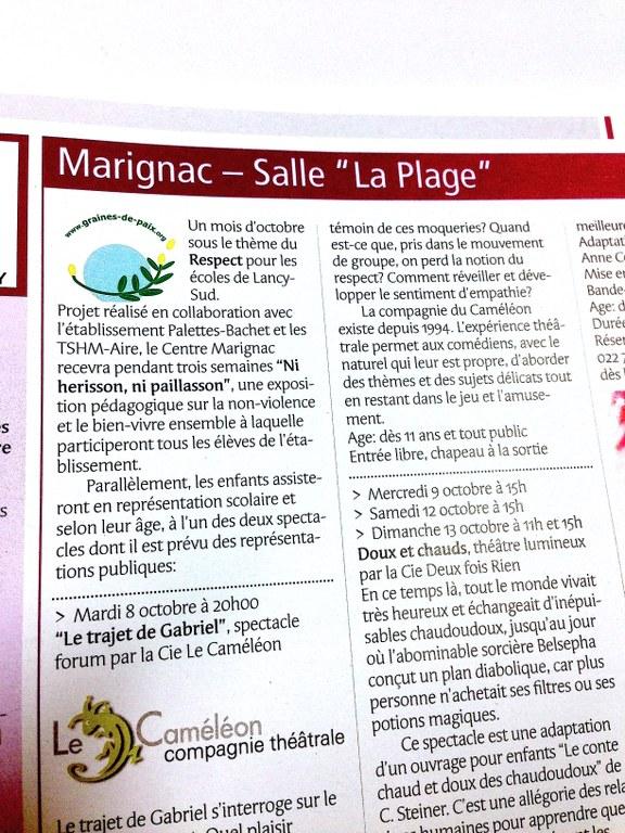 Le Lancéen-Oct. 2013
