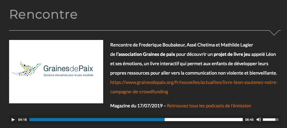 podcast-sur-le-livre-leon-et-ses-emotions-sur-radio-cite-geneve