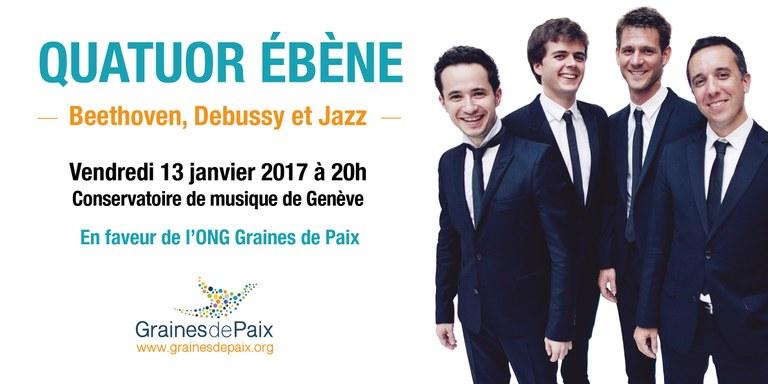 Concert exceptionnel ! 13 janvier 2017