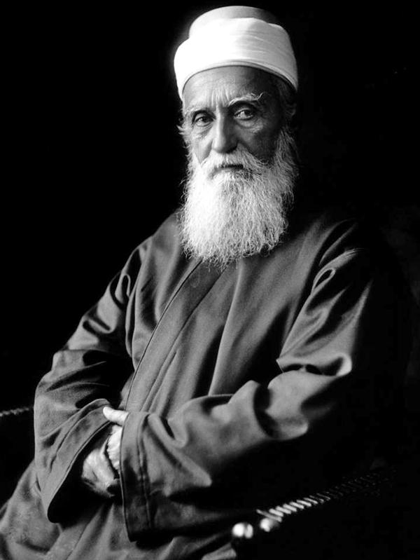 ABDUL-BAHÀ (né EFFENDI Abbas)