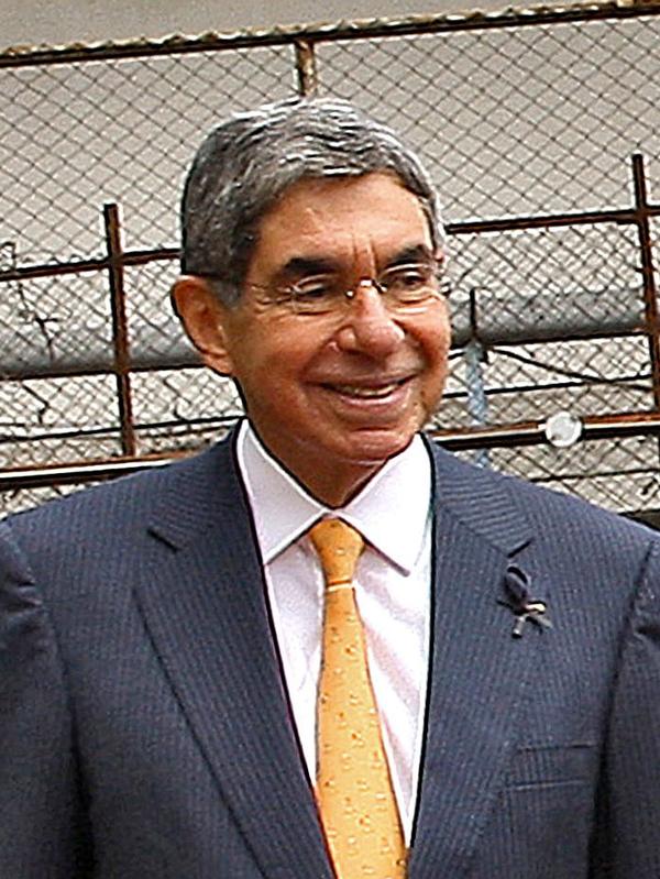 ARIAS SÁNCHEZ Óscar