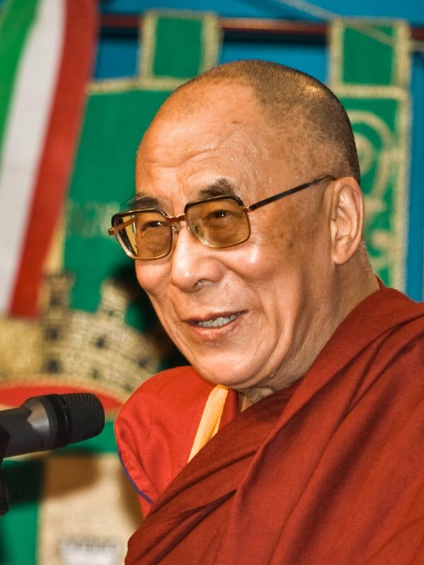 DALAÏ LAMA Tenzin Gyatso