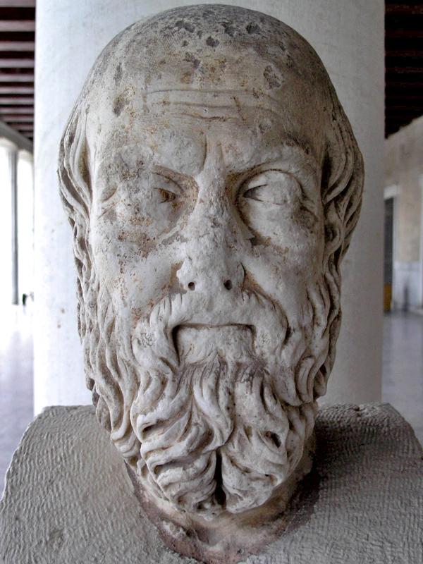 HERODOTE (d'Halicarnasse)